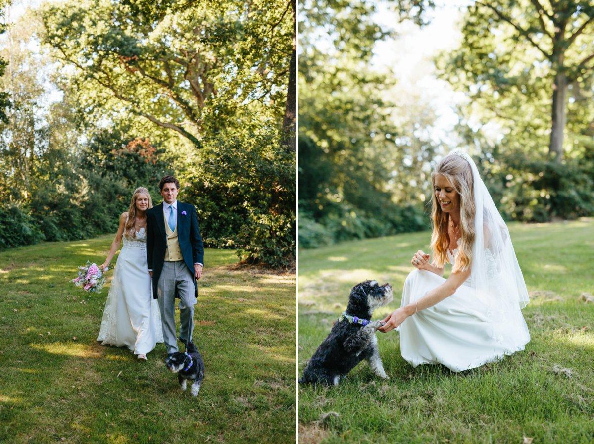 bridal portrait wedding sussex
