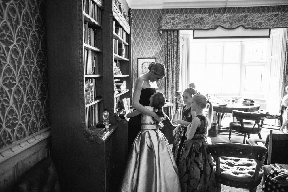 wedding photography lismore castle