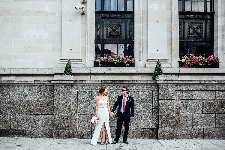 Greg & Nicole // Islington Town Hall wedding -