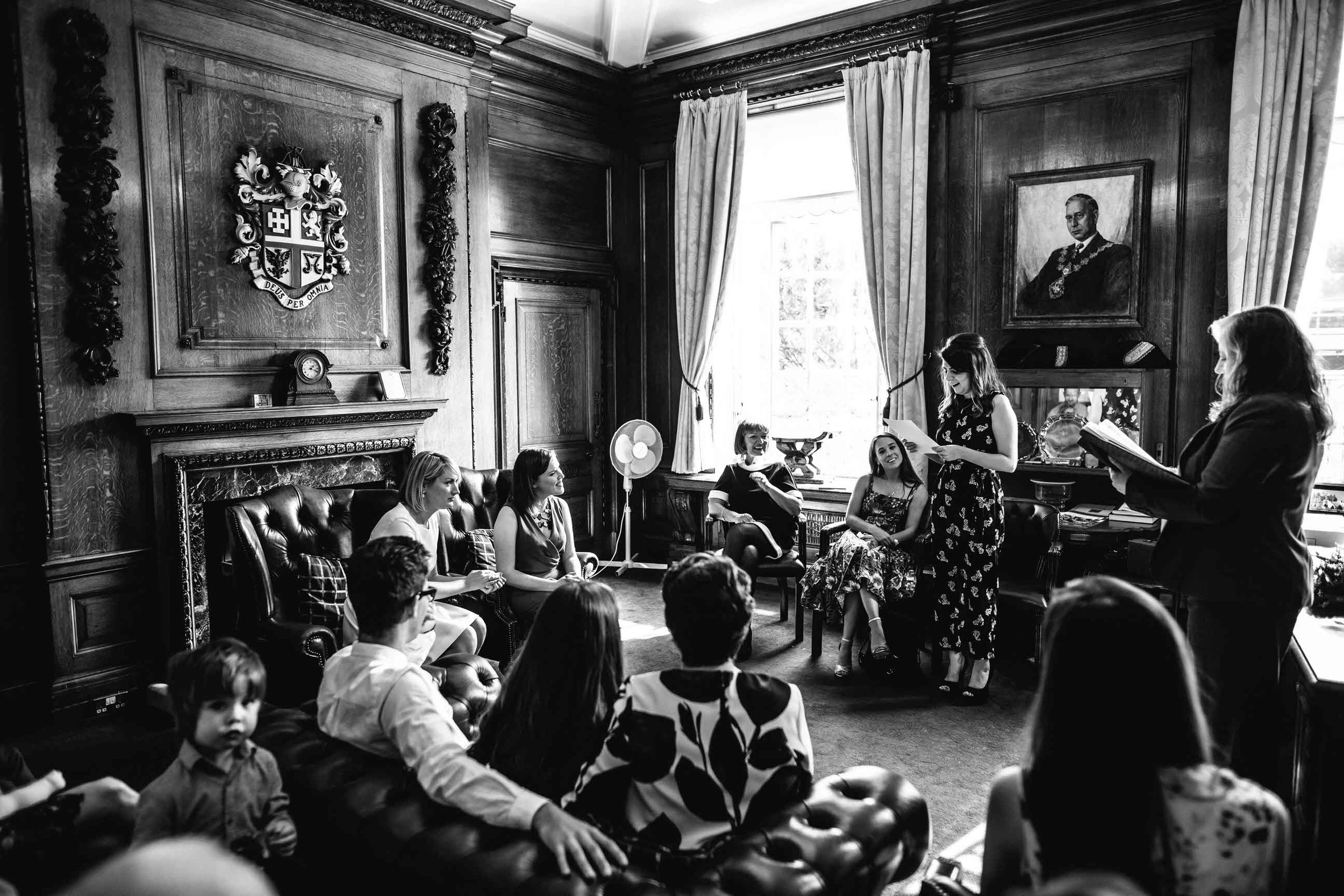 mayors parlour wedding islington town hall