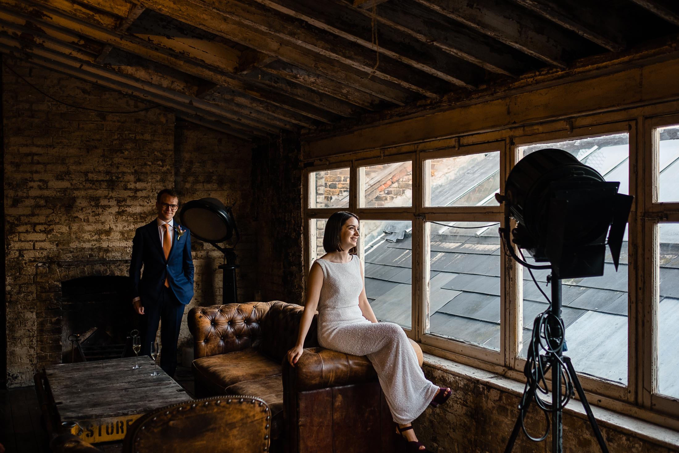 Emily & Jamie // MC Motors Wedding -