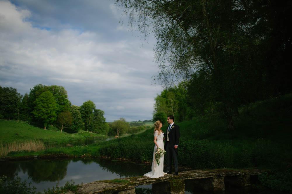 Simon & Sarah // Cornwell Manor Wedding, Cotswolds -