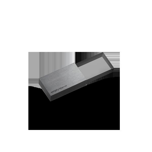 <a href=/emptymemory-transparency-pureblack> 16GB USB key </br> £65</a>