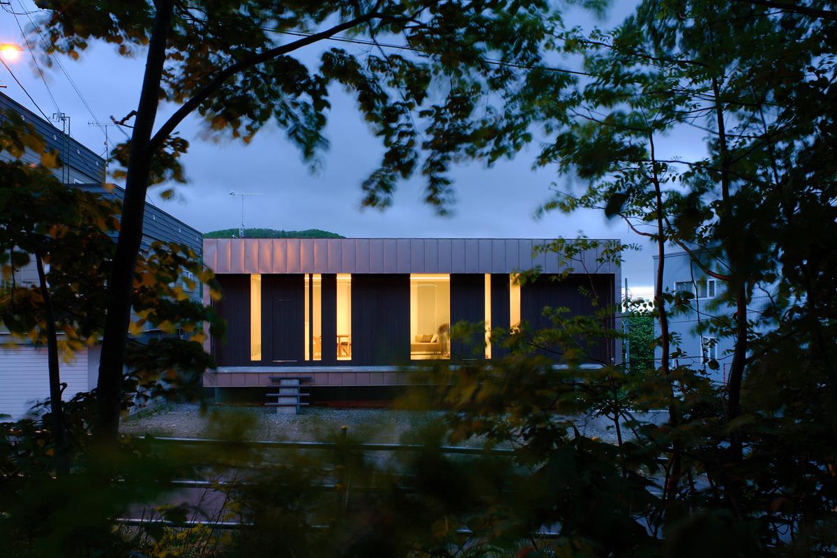 House for Mr.Sportman 2005