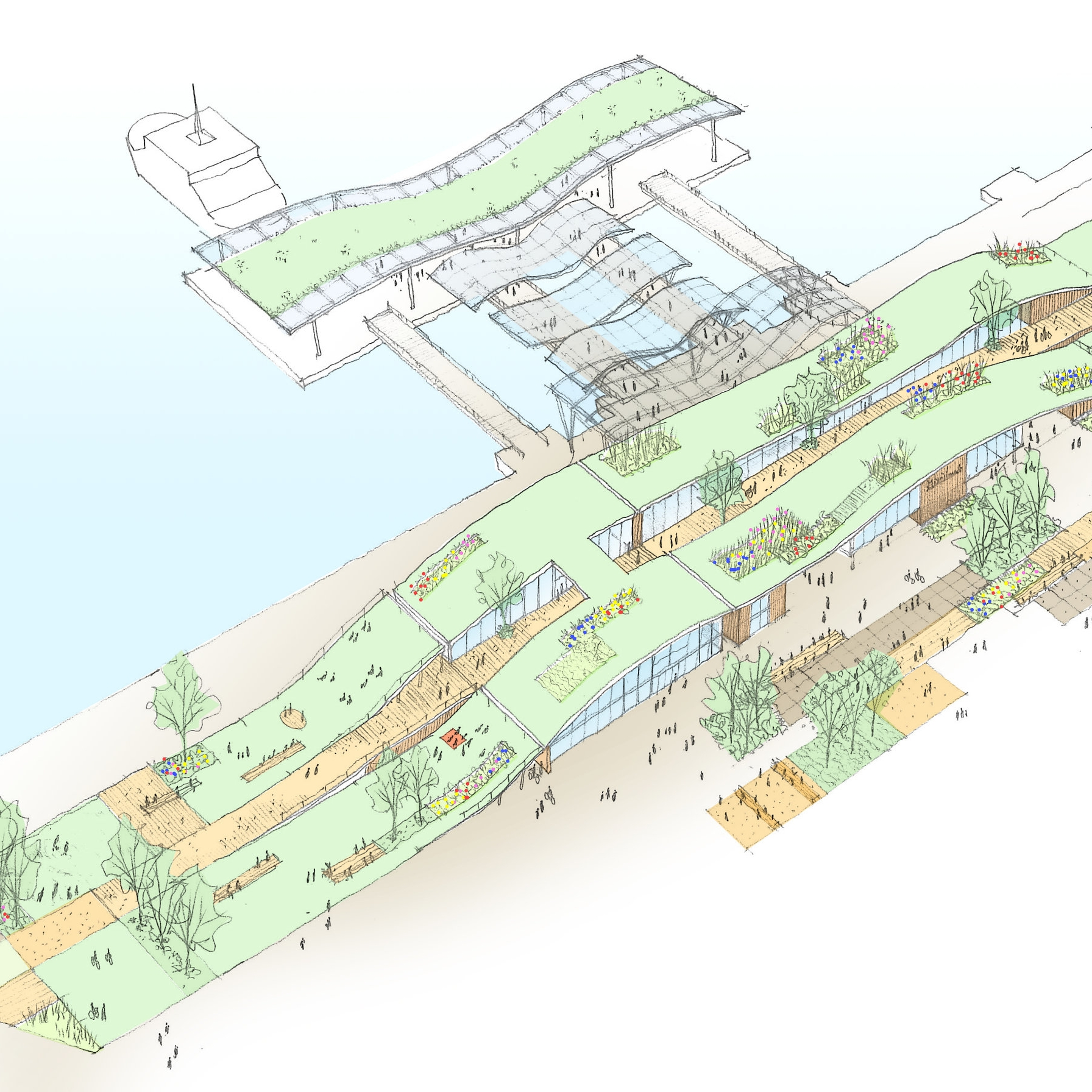 International Urban Planning Competition for Miyajimaguchi Area 2016