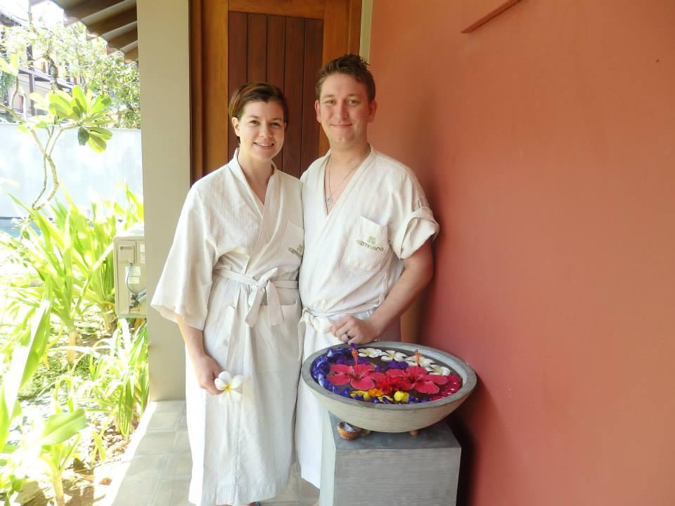 Claire & Simon Honeymoon  Click to see photos and feedback