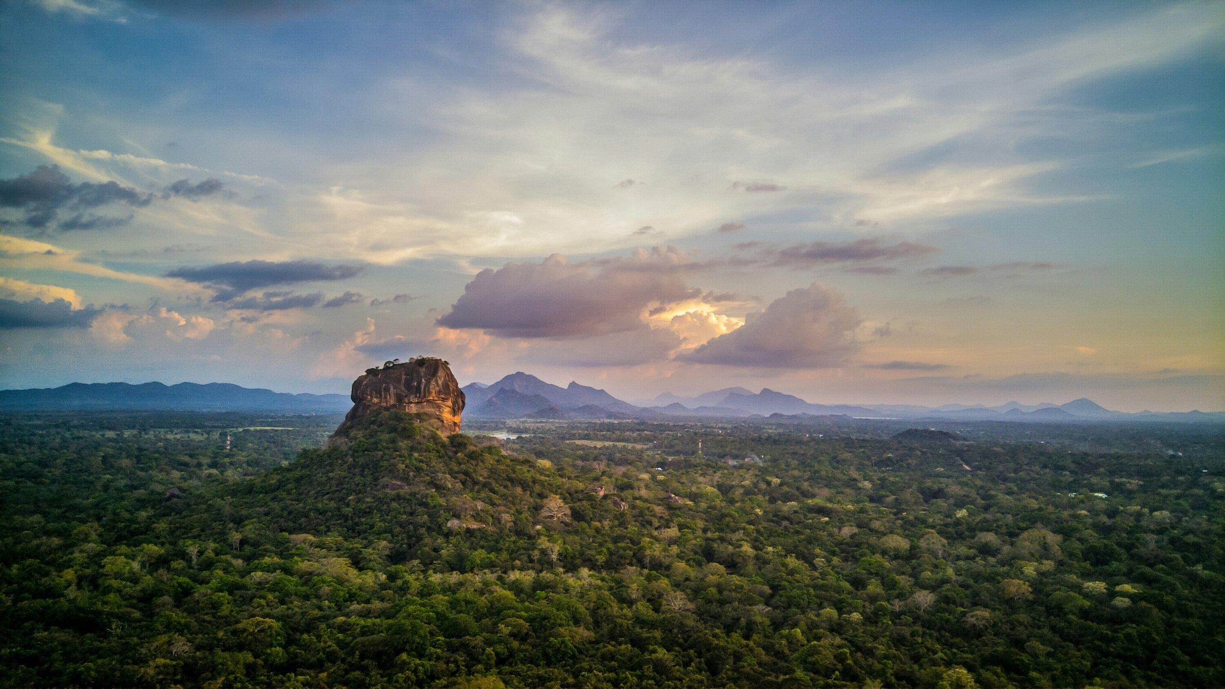 Sri Lanka - on the go