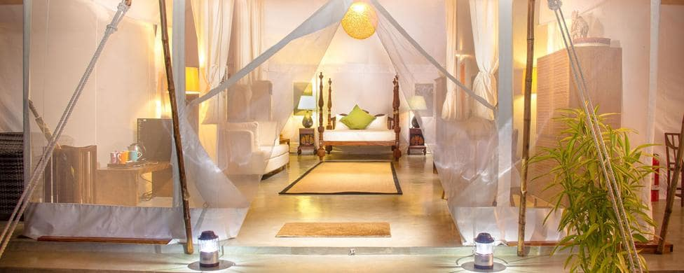 The Royal Luxury Tented Suite