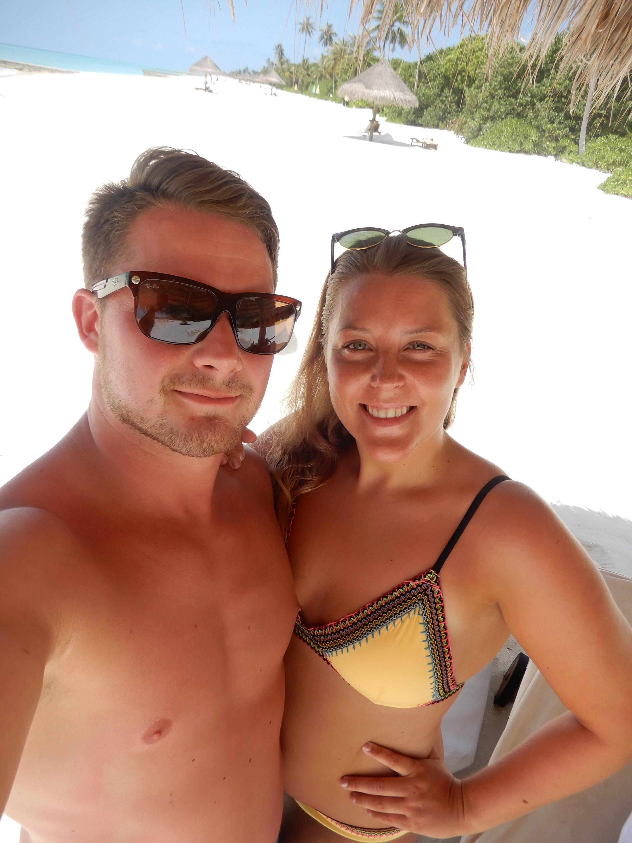 Martyn & Mary Honeymoon  Click to see photos and feedback