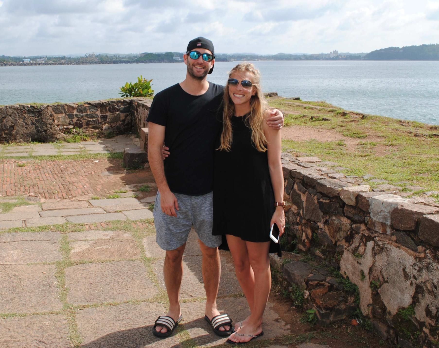 Matt & Jodie Honeymoon  Click to see photos and feedback
