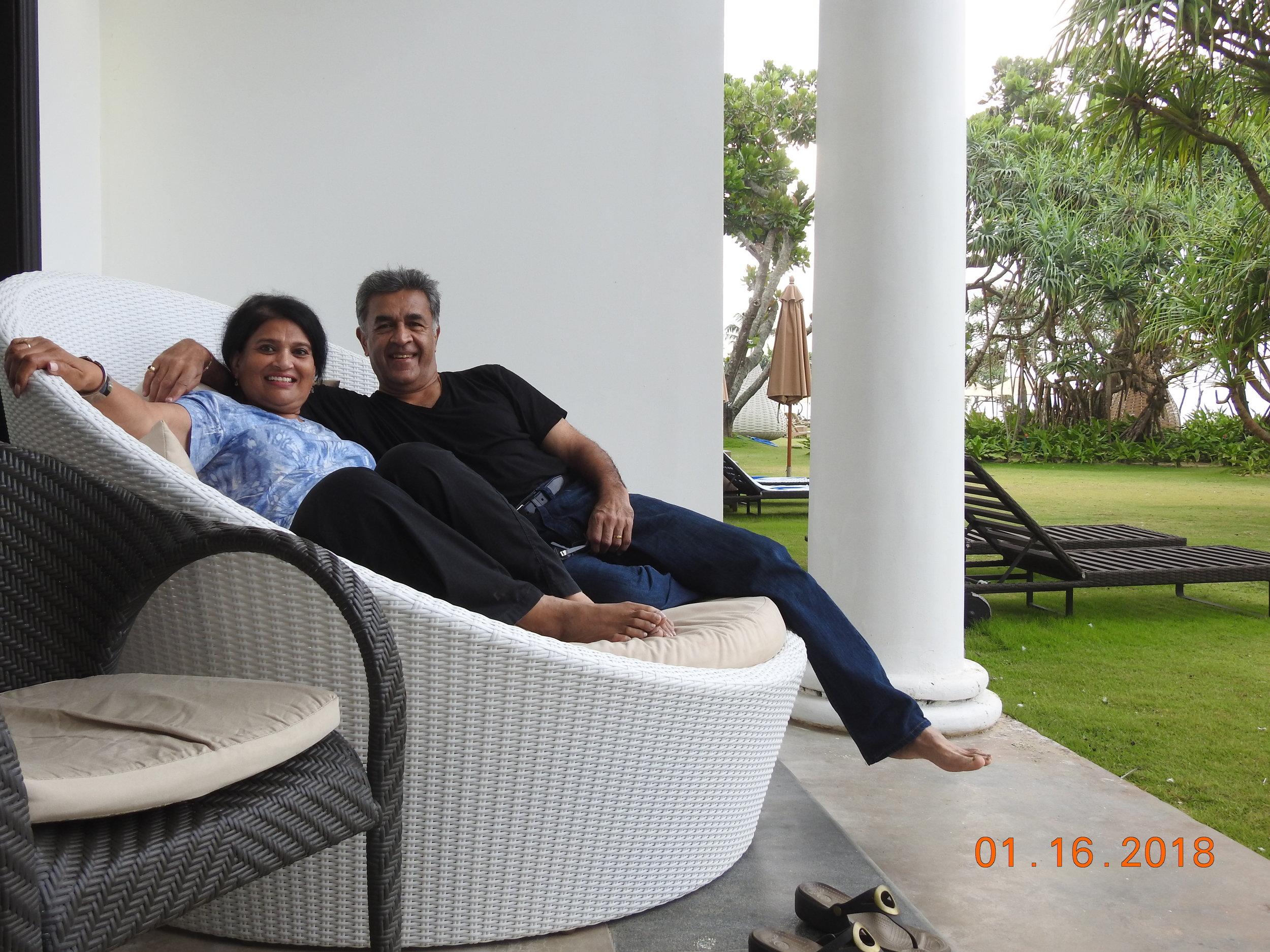 Vidyut & Nutan Holiday  Click to see photos and feedback
