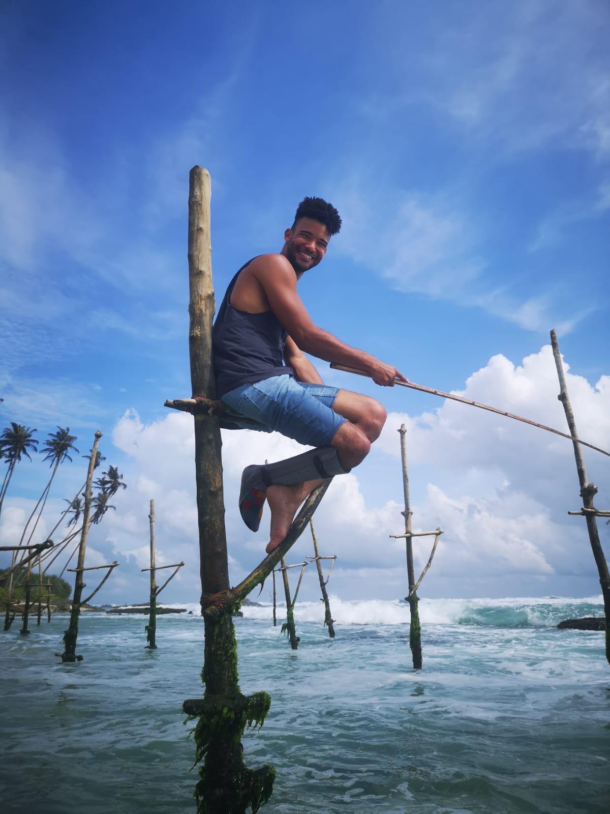 invite-to-paradise-sri-lanka-holiday-honeymoon-specialists-customer-feedback-elin-jordan-luce-stilt-fishing-try.JPG