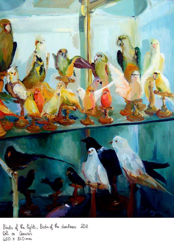 THE BIRD CABINET