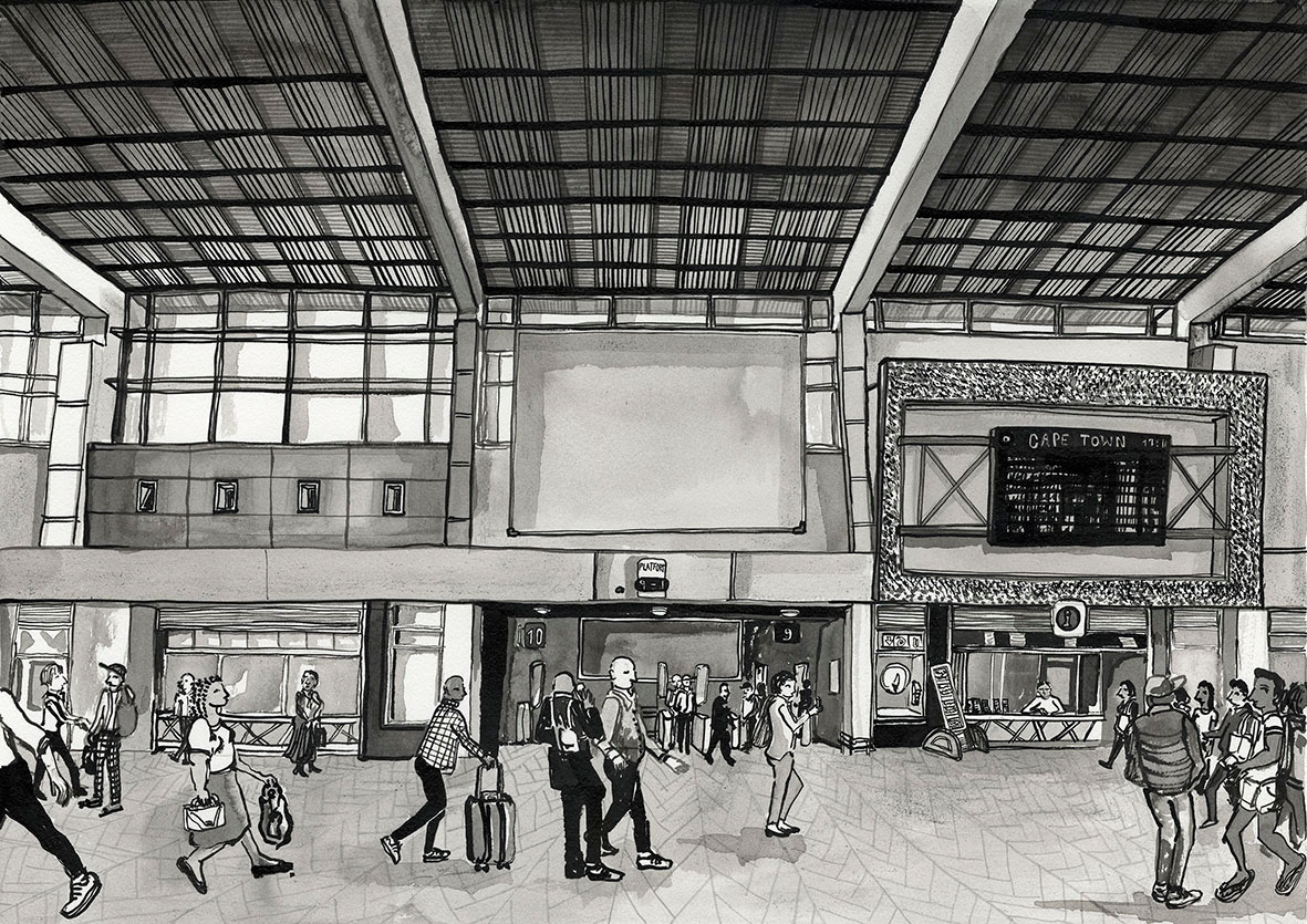 # 046 Cape Town Station