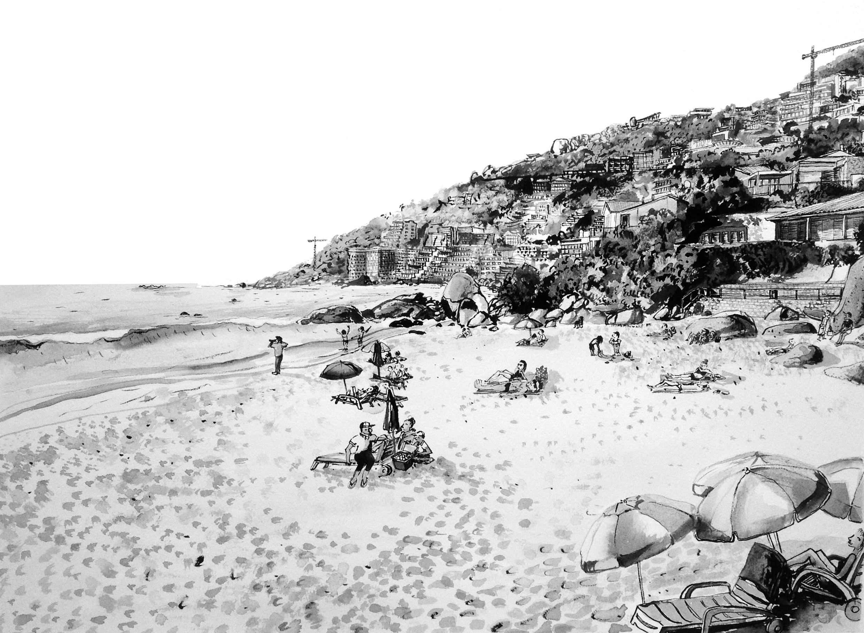 # 14 Clifton 2 beach