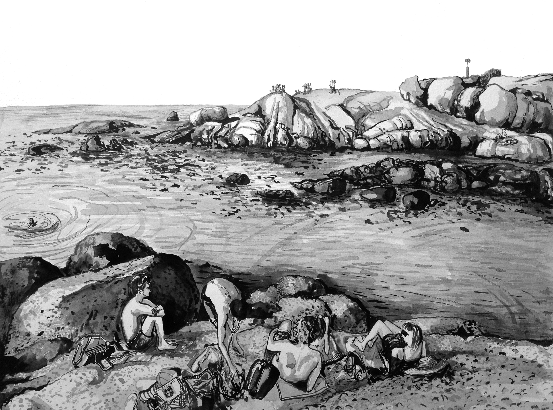 # 22 Bakoven Rocks