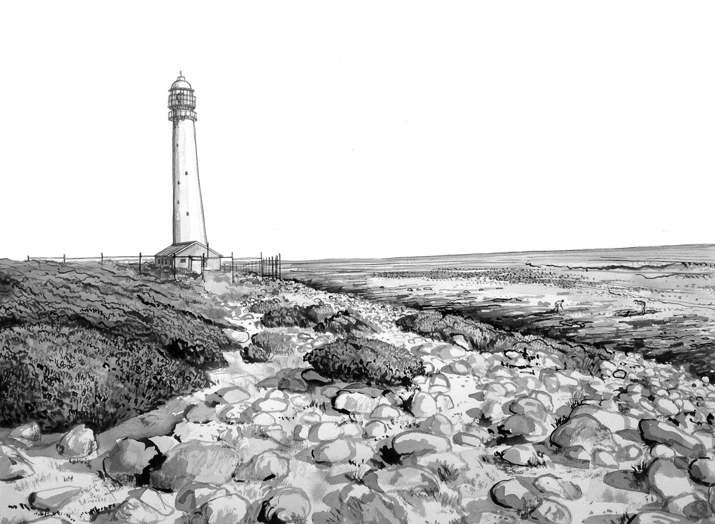 # 31 Kommetjie Lighthouse