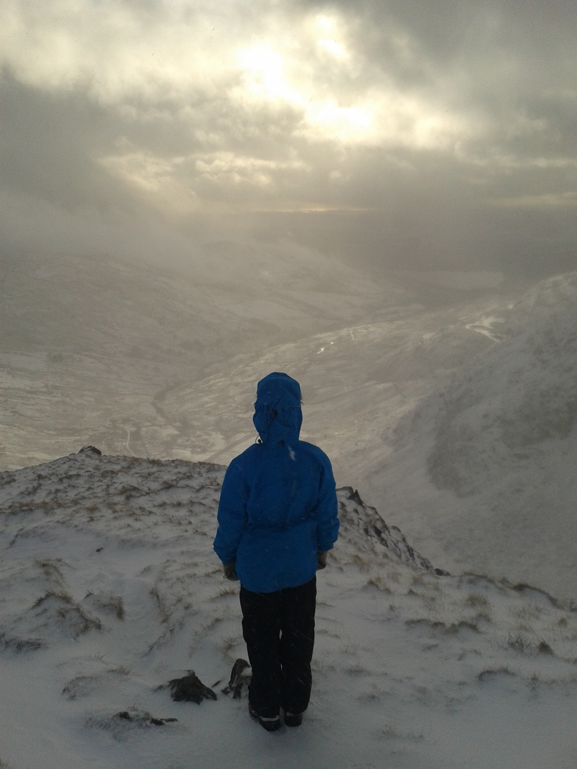 On Red Screes