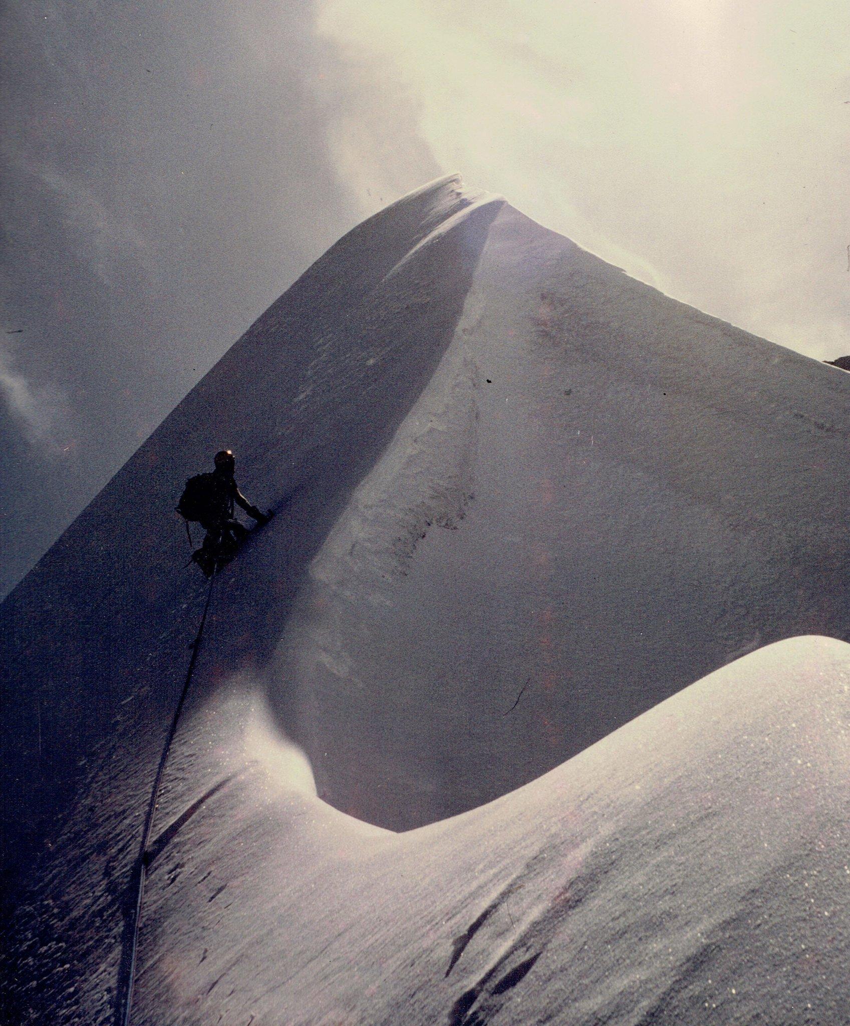First Alpine season. Photo credit: Martin Scrowston