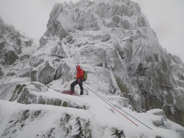 Winter Climbing -