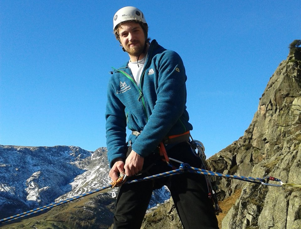 Rock Climbing Instructor Masterclass -