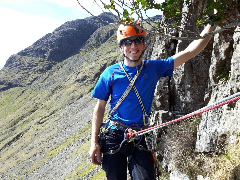 Teaching Lead Climbing Masterclass -