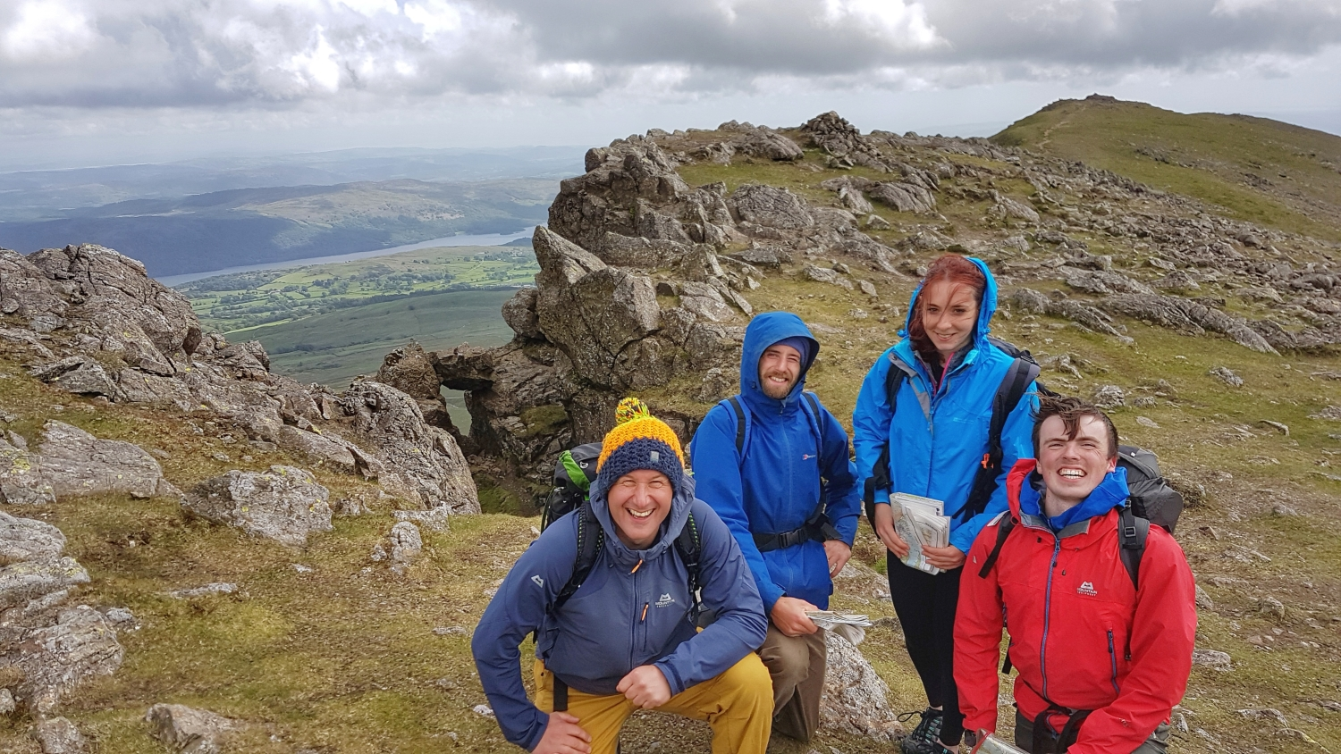 Monday 3rd June: the Coniston fells