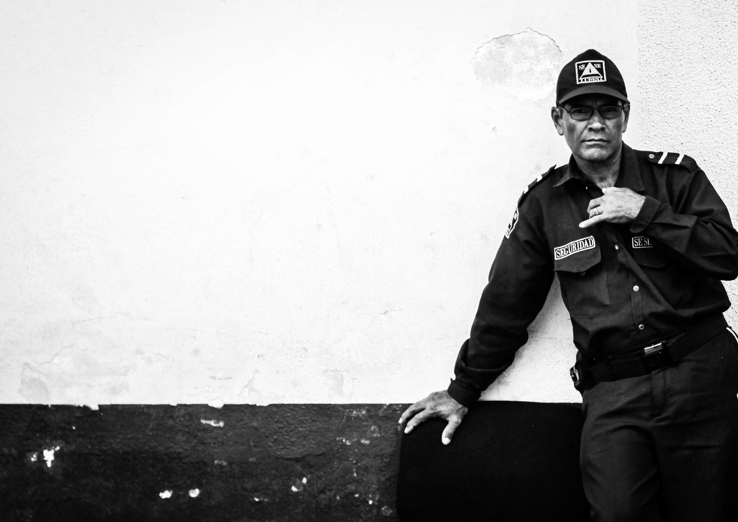 security-guard-leon-nicaragua