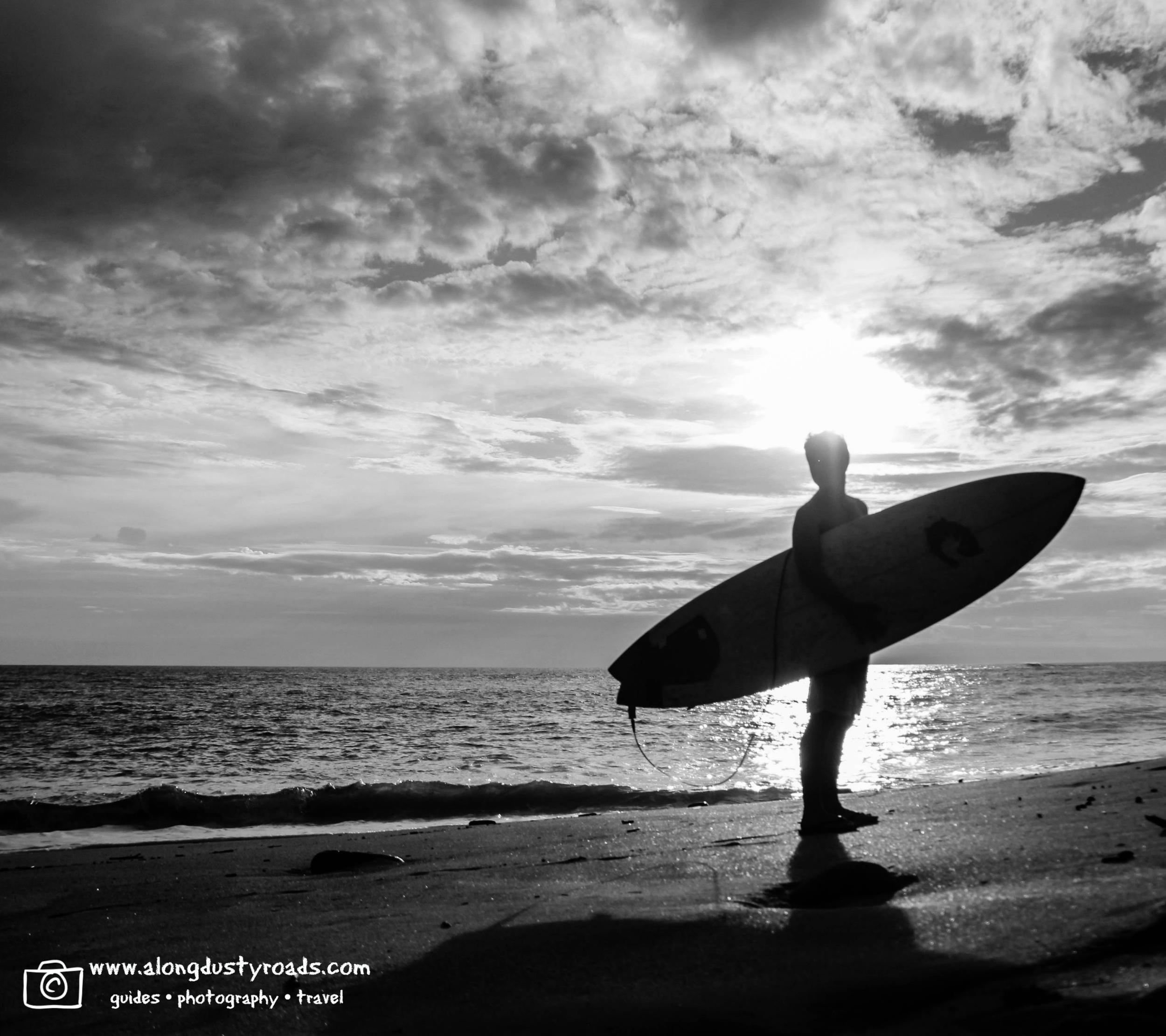 surf.popoyo.beach