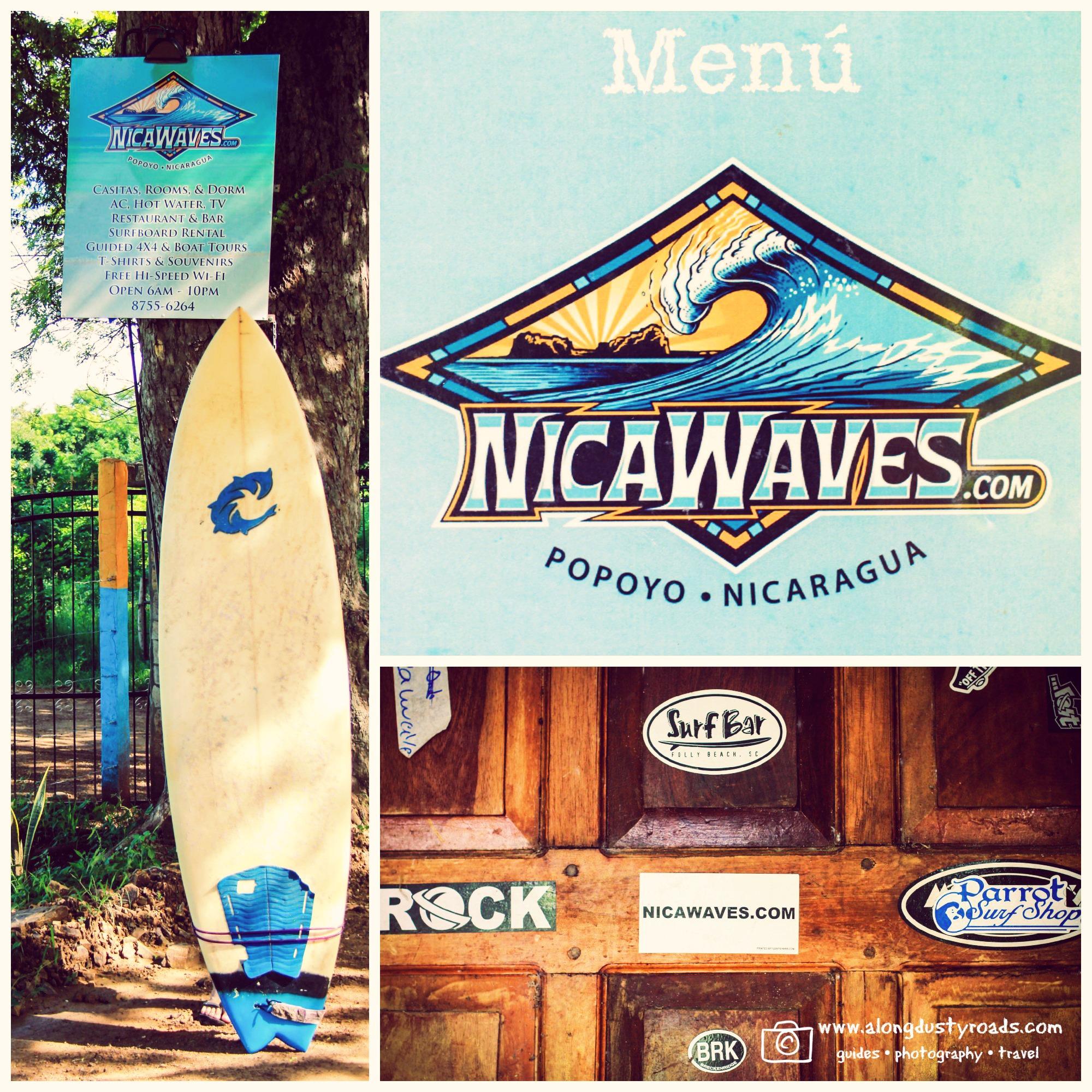 Nicawaves Surf Camp, Popoyo, Nicaragua