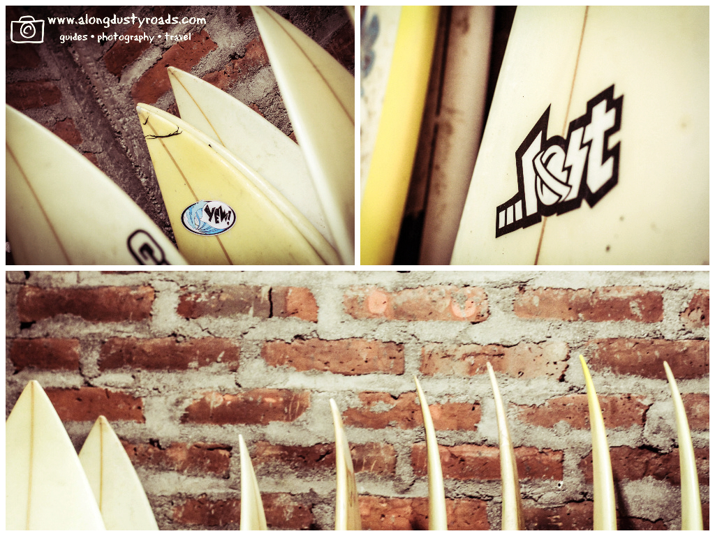 Surf Boards, Nicargua