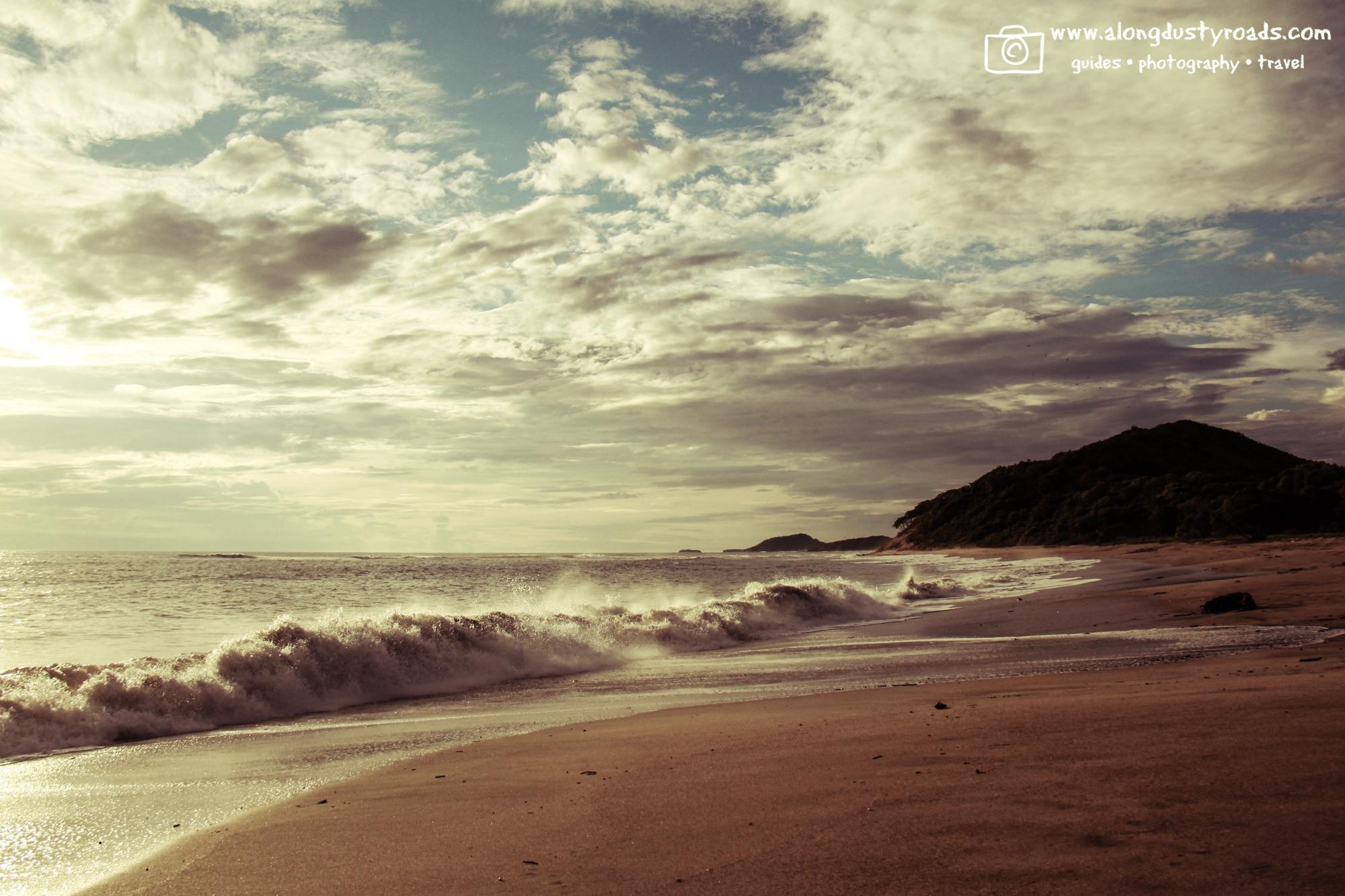 Popoyo Beach, Nicaragua