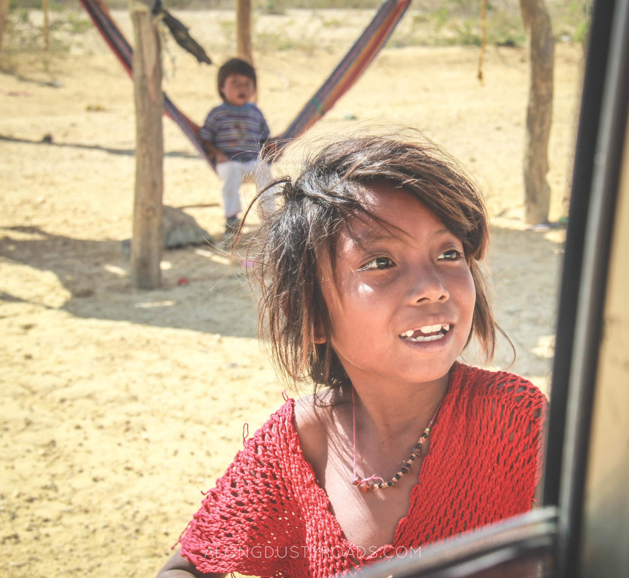 wayuu girl la guajira