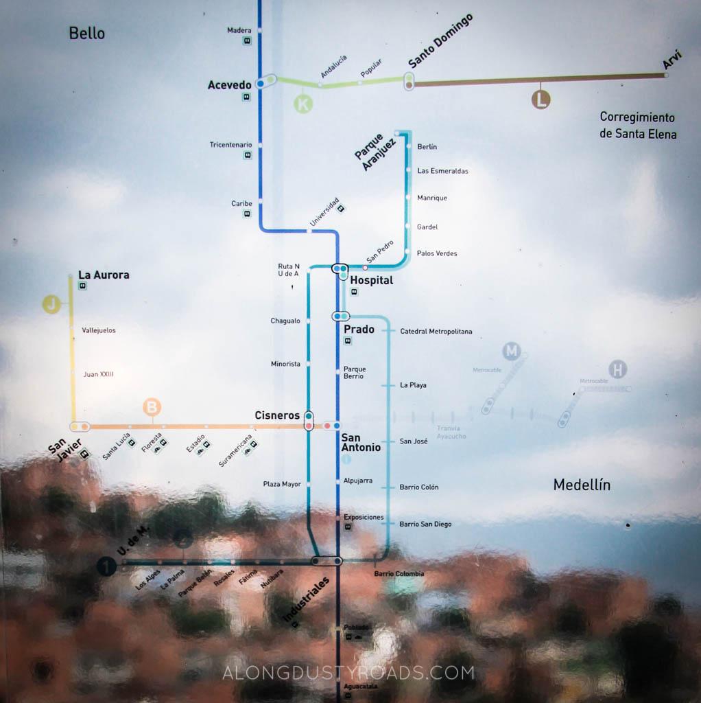 metro transformation medellin innovation