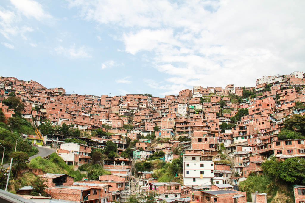 medellin barrios