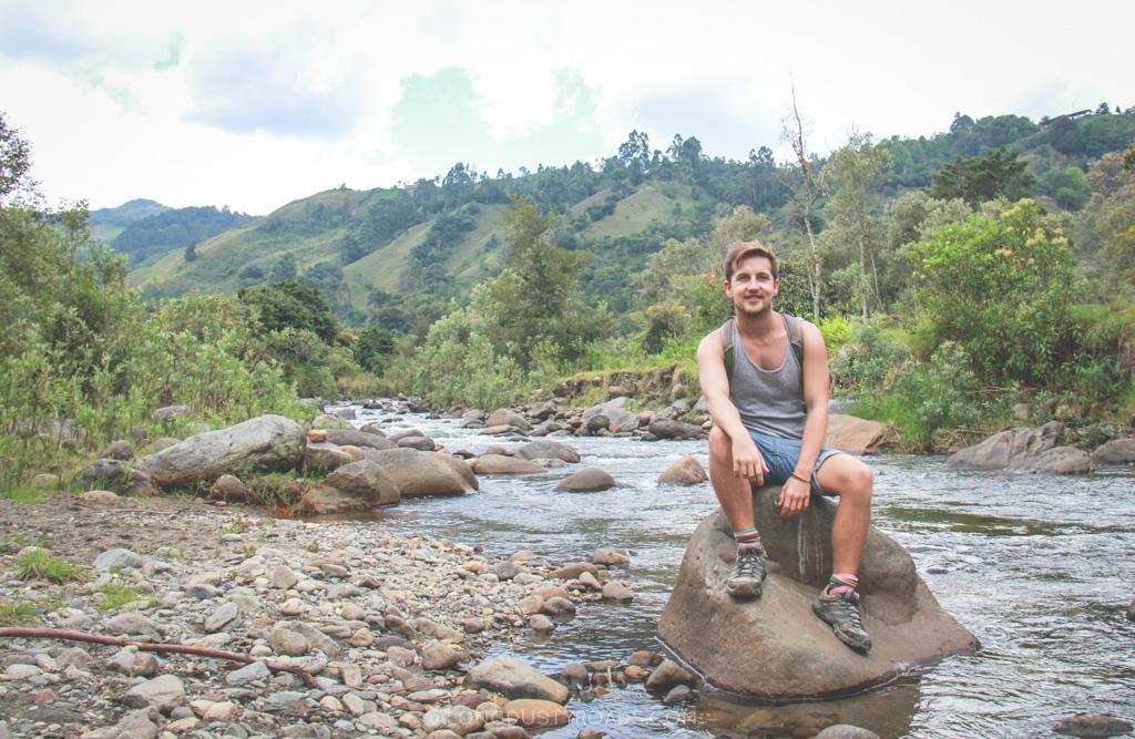 salento countryside, colombia - alongdustyroads.com