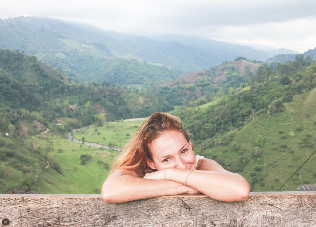 salento, colombia - alongdustyroads.com