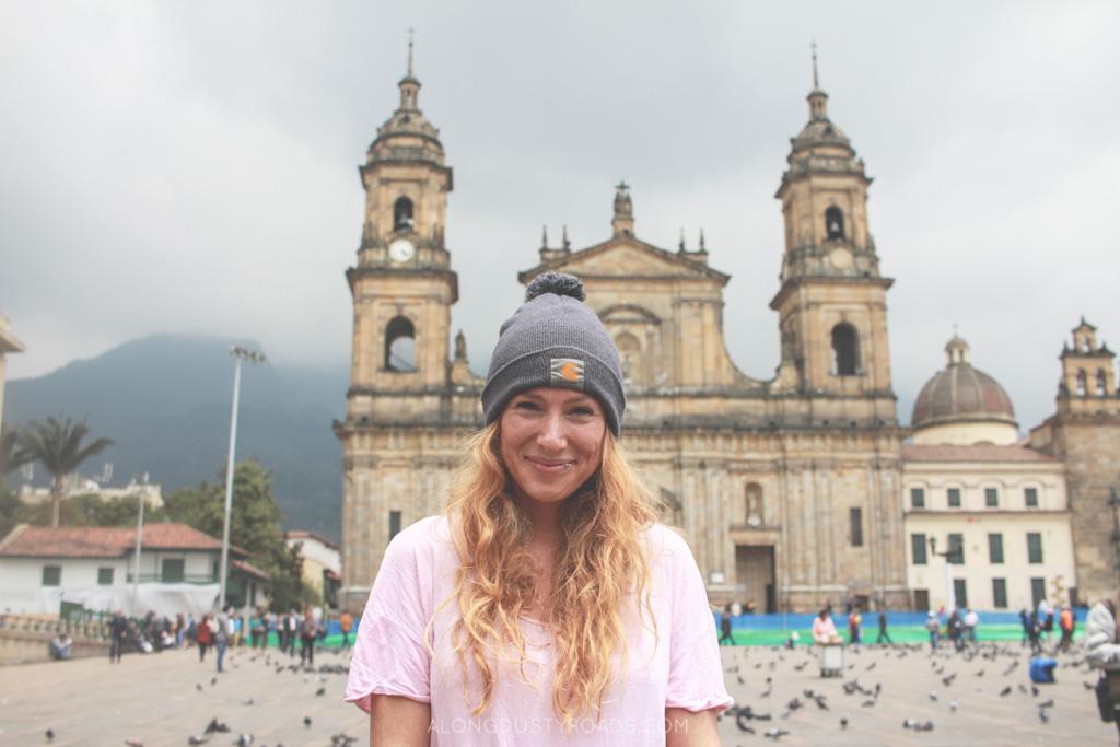 bogota, colombia - alongdustyroads.com