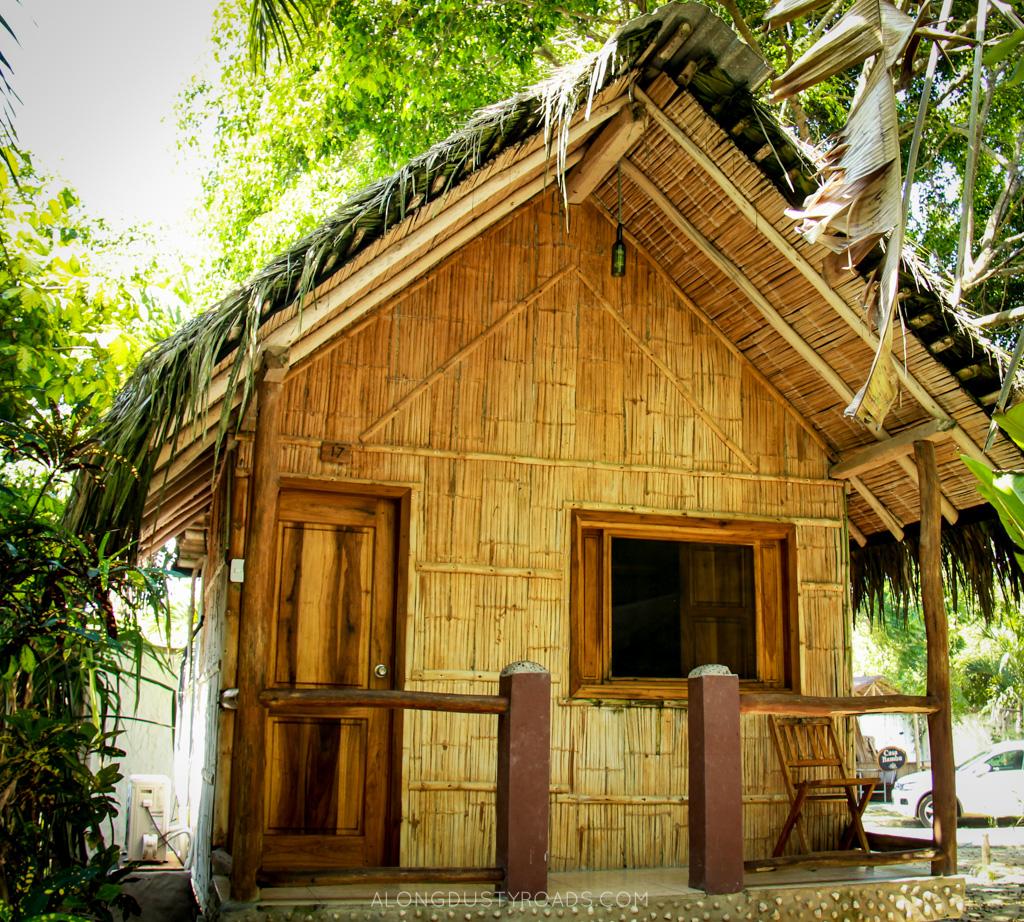 hotel bambu, canoa, ecuador