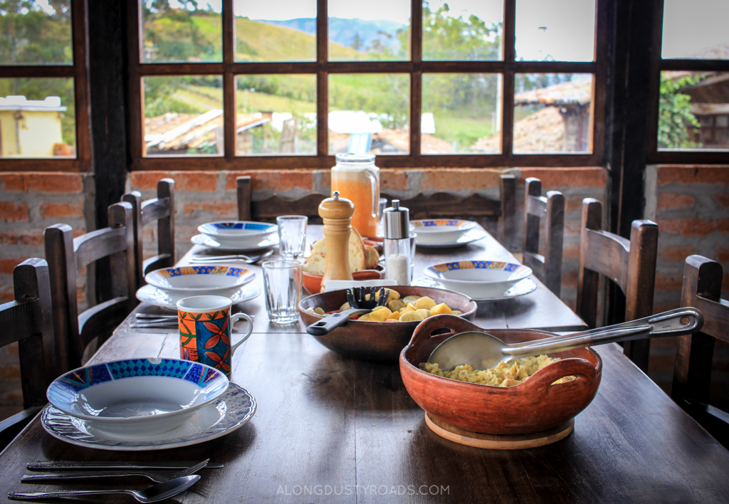 Hostel Llullu Llama: a cosy retreat on the Quilotoa Loop