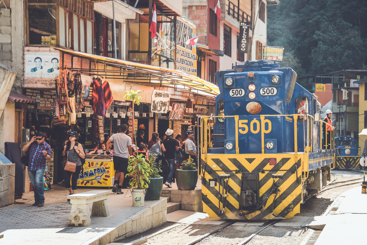 The Cheapest Way to Get to Machu Picchu