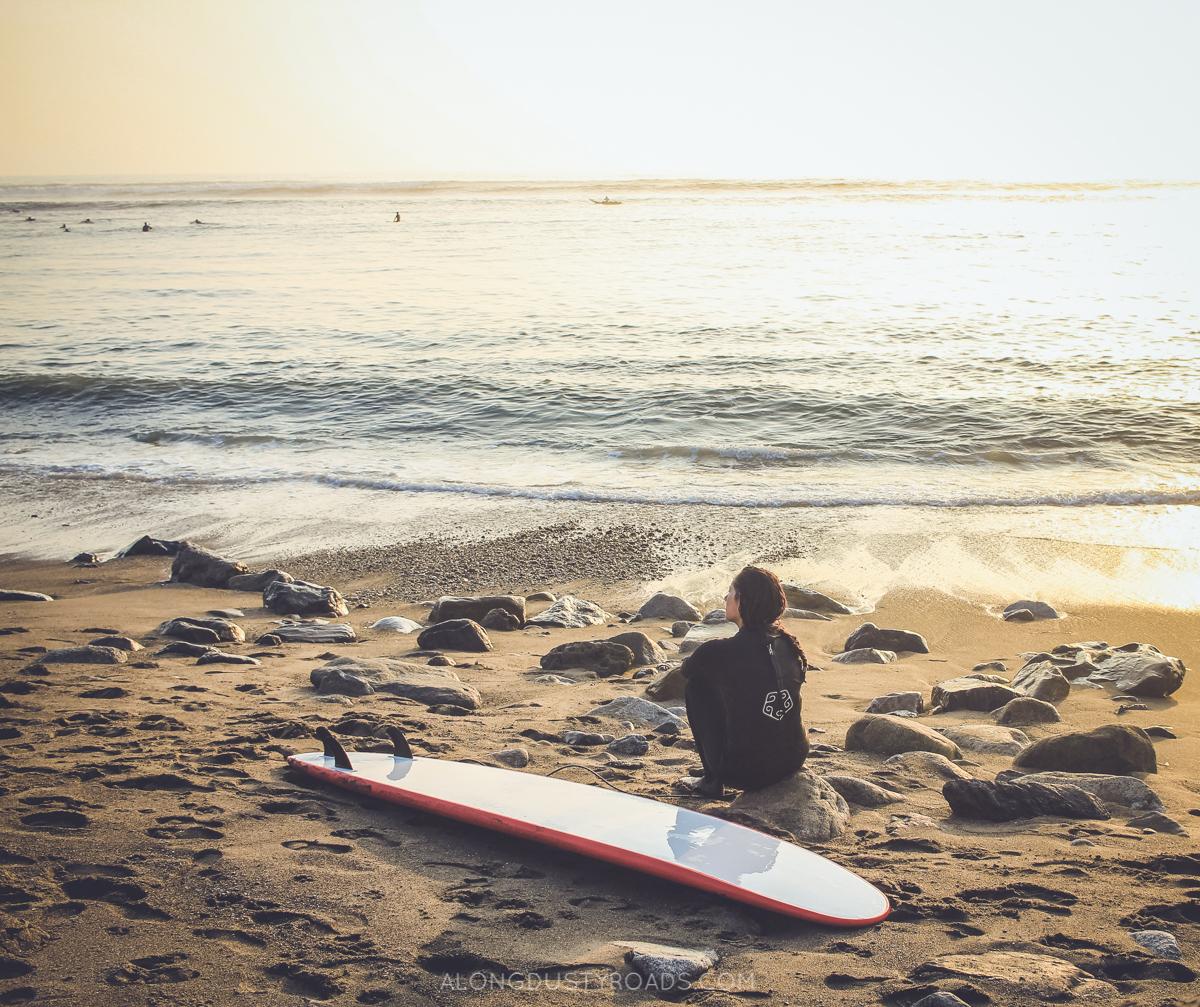 在万查科要做的五件事——冲浪