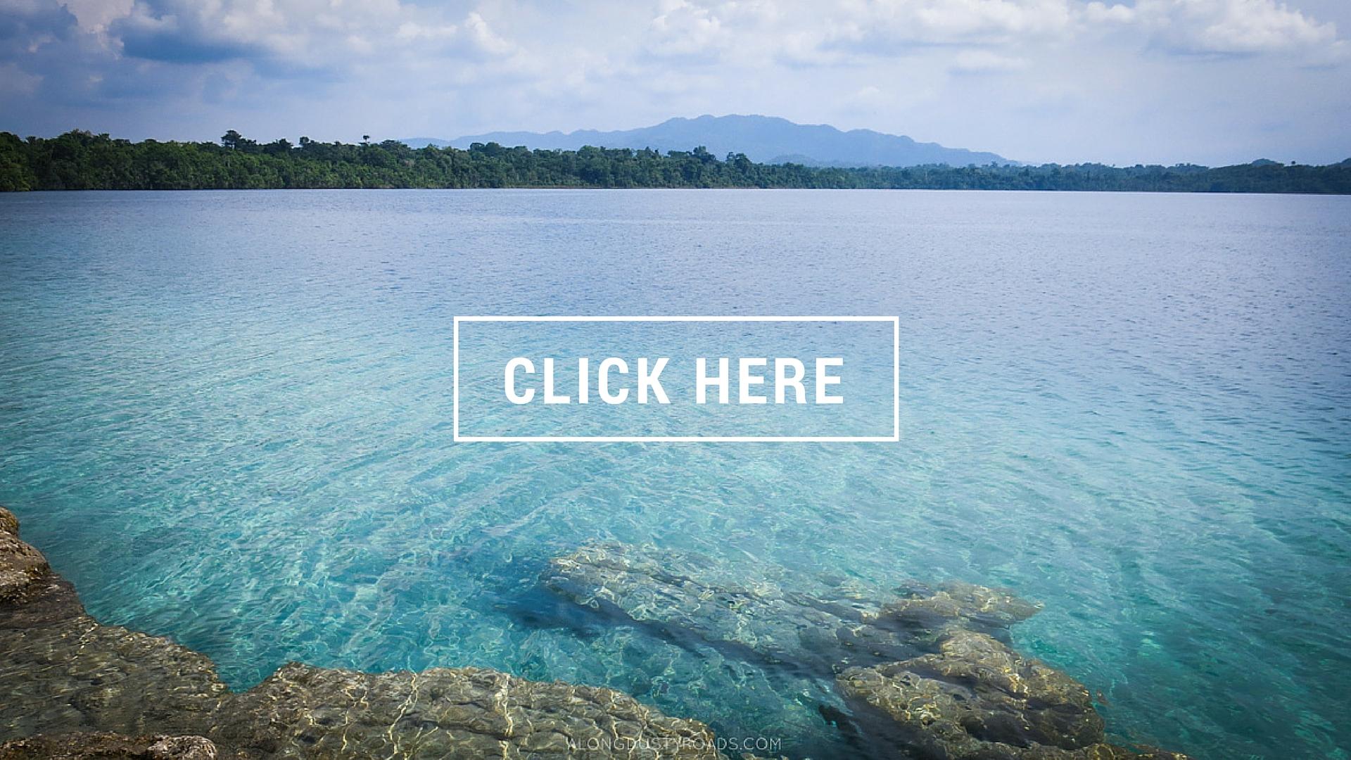 Laguna Lachua - Guatemala