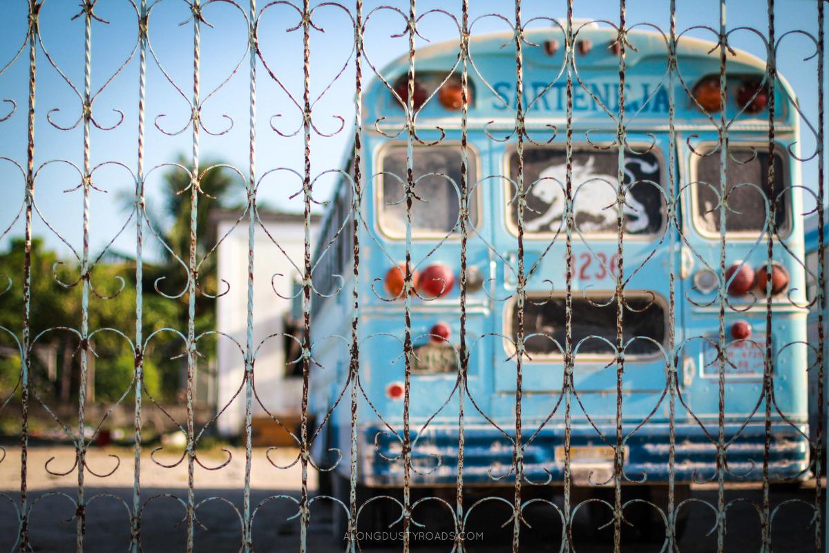 伯利兹公共汽车,萨塔尼亚-伯利兹