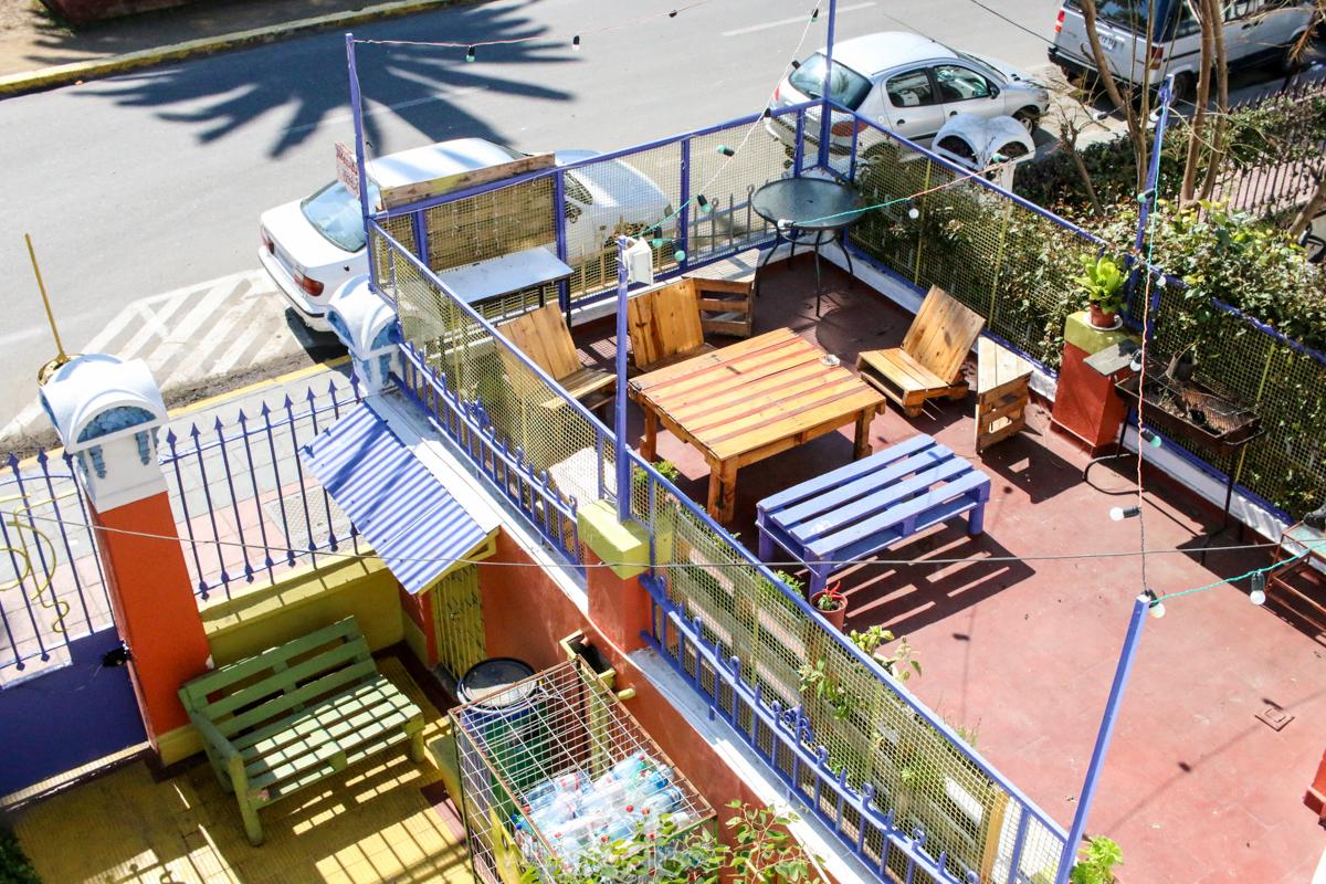 Nomada Hostel, Valparaiso, Chile