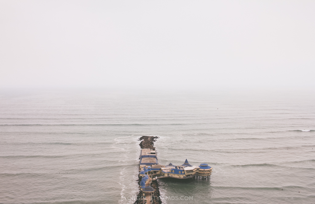 秘鲁利马码头