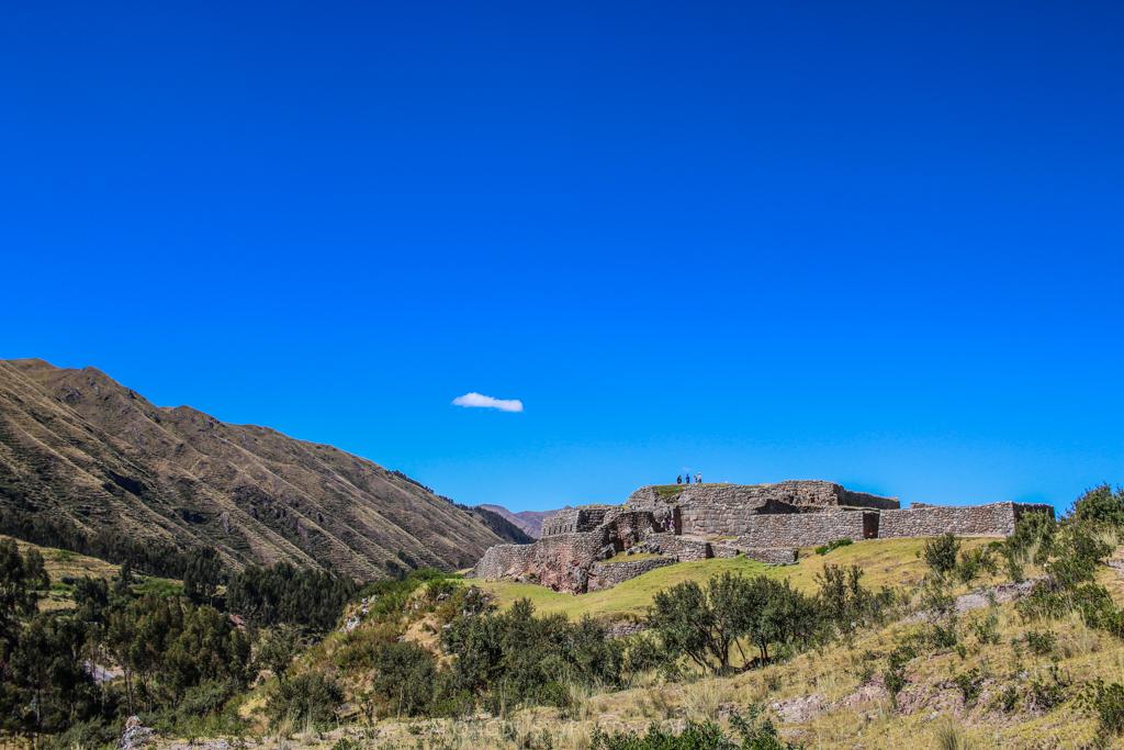 Pukapukara, The Sacred Valley - Peru