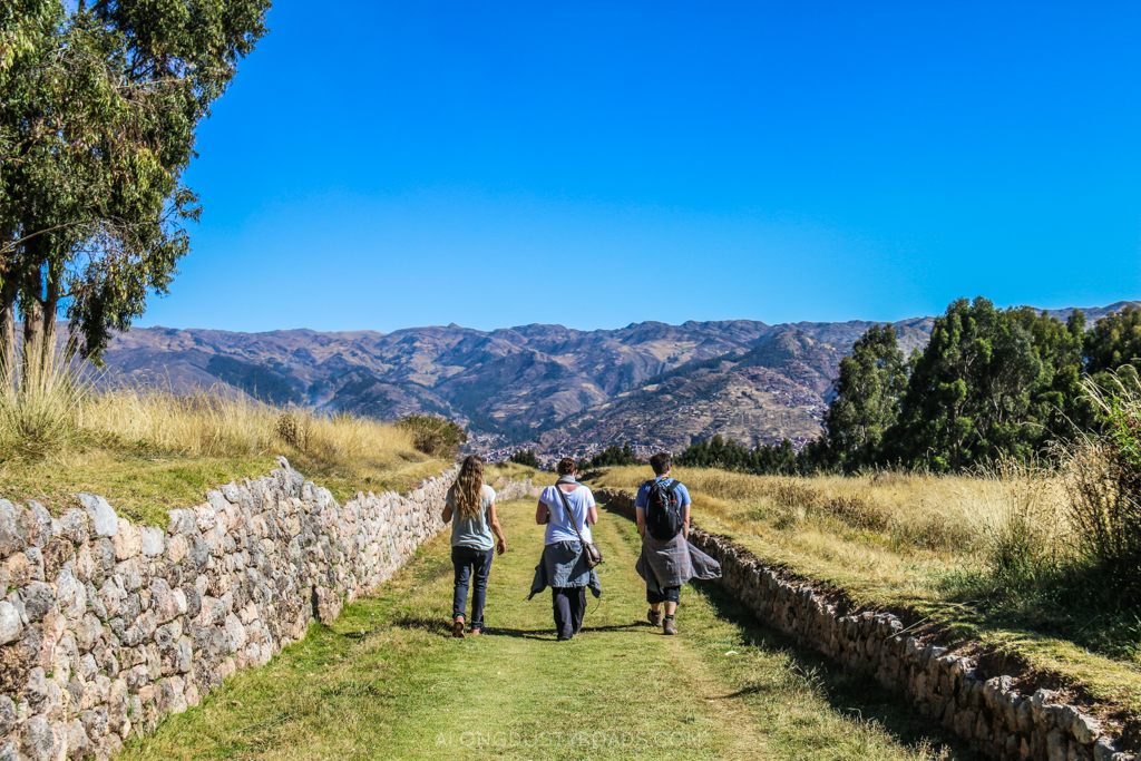 The Inca Trail, The Sacred Valley - Peru