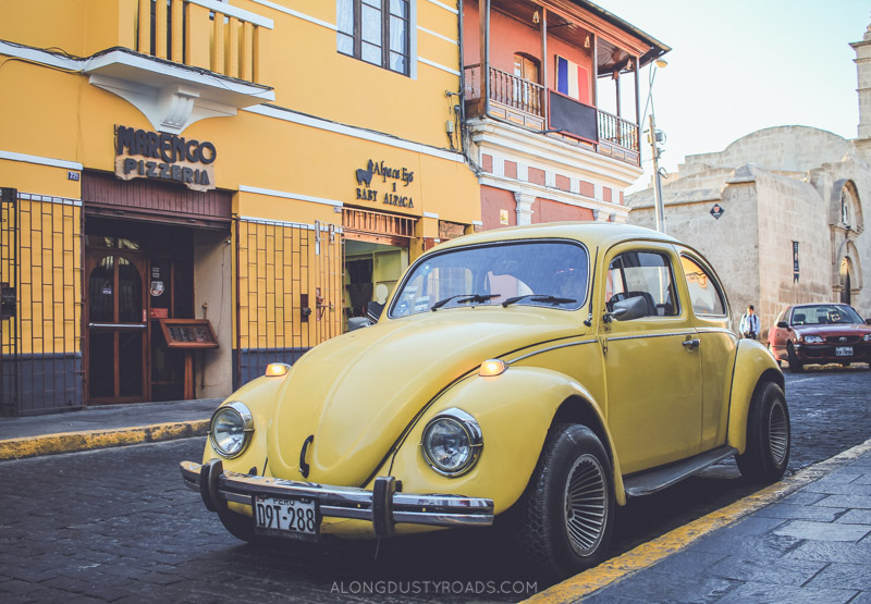 Seven things to do in Arequipa (Peru)