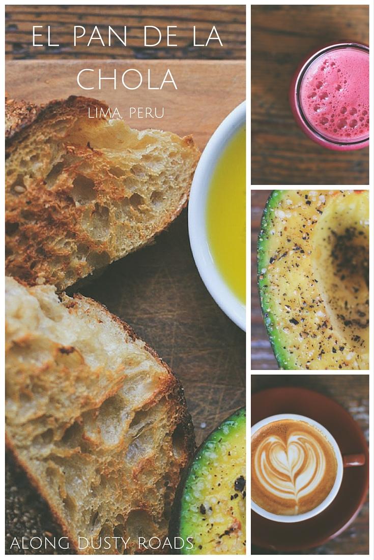 Coffe Shop Days: El Pan de la Chola (Lima, Peru)